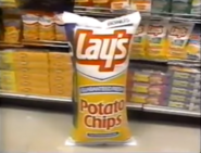 Supermarket Sweep Lays Potato Chip Bonus