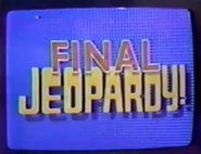 Final Jeopardy! -7