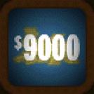 9000 blue