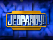 Jeopardy! 2000-2001 season title card