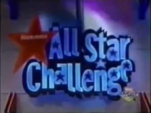 Nickelodeon All-Star Challenge Game 1 Blue vs. Yellow vs