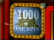 $1000+One Spin