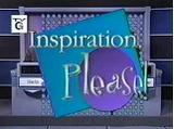 Inspiration, Please!