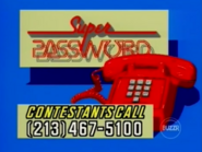 Super Password Ticket Plug Early Days