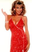 Vanna Red Sequin Outfit
