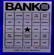 Banko Card