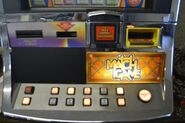 Match Game Slots Buttons