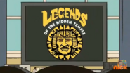 The Loud House Legends of the Hidden Temple