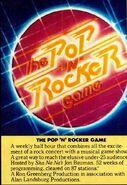 Pop n Rocker