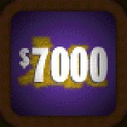 7000 neon purple