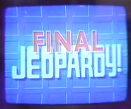 Final Jeopardy! grid