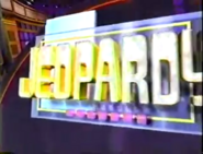 Jeopardy! 1996-1997 season title card-2 screenshot 33
