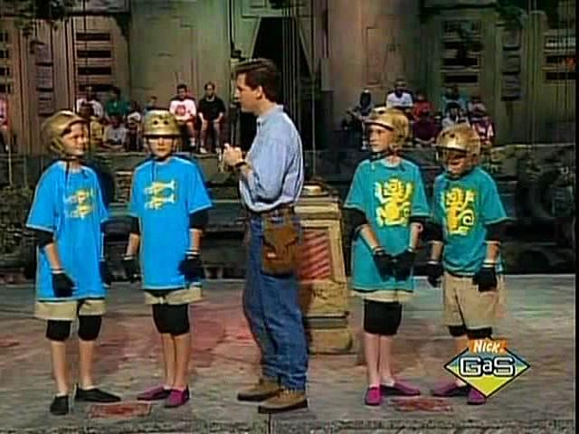 Legends of the Hidden Temple Episode 65 Mask of the Man in the Iron Mask