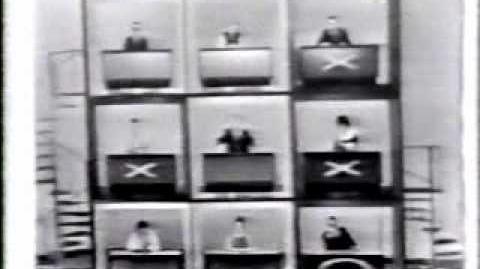 Hollywood Squares 1965 pilot - Part 2