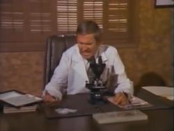 Paul Lynde as Dr. Roger Vidal M.D