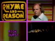 Rhyme and Reason Star 3