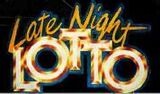 Late Night Lotto Logo