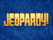Jeopardy! 1991-1992 season intertitle