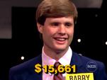 CC Barry $15,661 Win