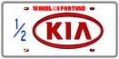 Half kia plate by wheelgenius-d4b1cf0