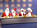 WML The Panel Dressed as Santa