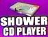 Shower CD Player