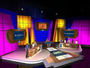 2005 Family Feud set