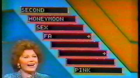1980 Chain Reaction Episode (Bonus Round Record Setter)