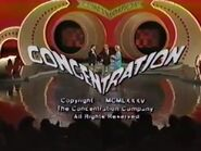 Concentration 1985 Copyright Notice