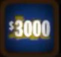 $3000 Blue