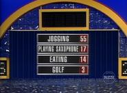 Dawson'94 4 Answer Board