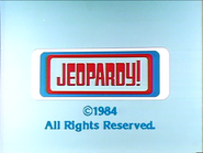 Jeopardy! Premiere Copyright