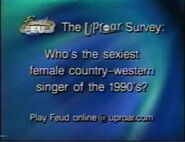 Uproar Survey Question