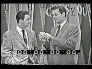 Bob Barker dec 31 1956