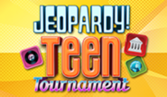 Jeopardy! Season 30 Teen Tournament Title Card