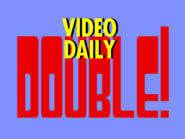 Jeopardy! Daily Double! 3 Video Daily Double!