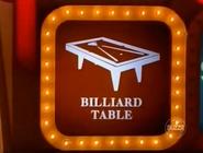 Billard Table PYL