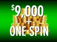 Pyl 2019 present 9 000 one spin space green by dadillstnator ddailqe-250t