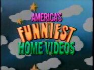America's Funniest Home Videos Logo 1989 c
