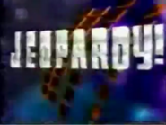 Jeopardy! 1997-1998 season title card screenshot 40