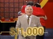 $11,000 Winning Graphic 1995