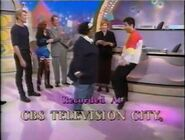 CBS Television City MG'98