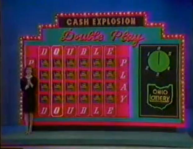cash explosion show 25th anniversary
