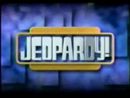 Jeopardy! 2000-2001 season title card screenshot 25