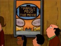 Family Feud the Movie Poster