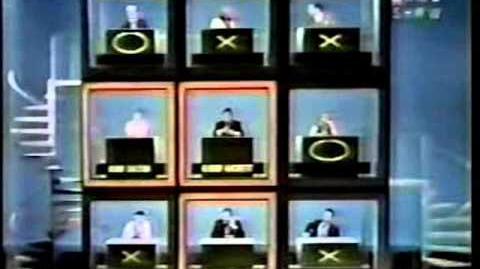 Hollywood Squares (1968) Loretta vs Dean Part 2