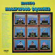 Hollywood Squares - FRONT
