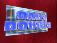 Jeopardy! 1996-1997 Daily Double intertitle