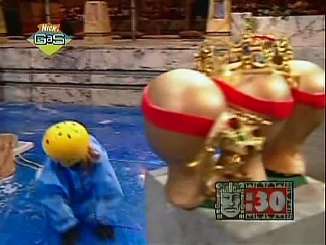 Legends of the Hidden Temple Episode 14 Henry VIII's Great Seal