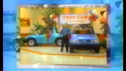 Supermarket Sweep (1994) Twin Car Giveaway Semi-Finals Day 3